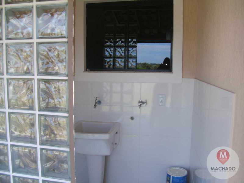 16 - Área de Serviço - CASA À VENDA EM ARARUAMA - IGUABINHA - CI-0112 - 17