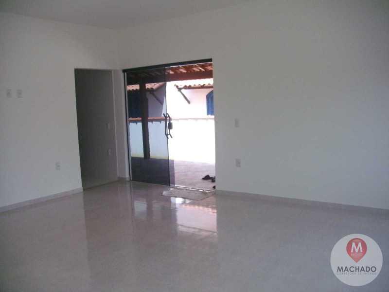 7 - Sala - CASA À VENDA EM ARARUAMA - IGUABINHA - CI-0112 - 8