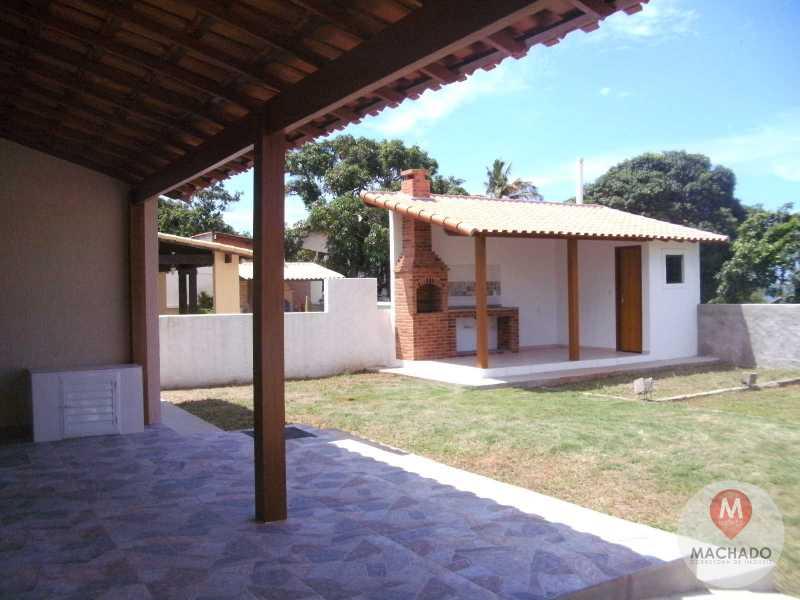 18 - Quintal/ Lazer - CASA À VENDA EM ARARUAMA - IGUABINHA - CI-0112 - 19