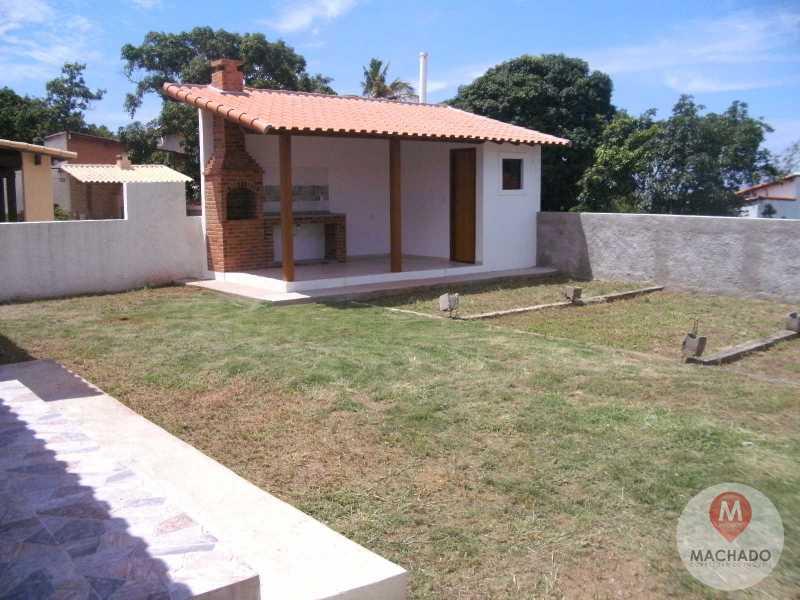 20 - Quintal/ Lazer - CASA À VENDA EM ARARUAMA - IGUABINHA - CI-0112 - 21