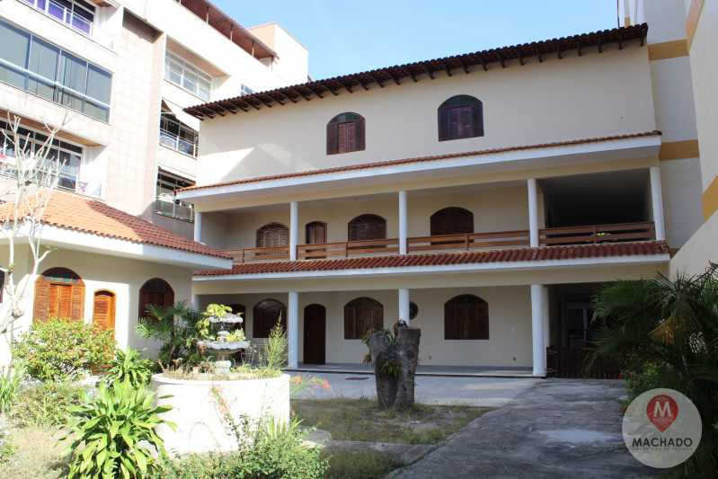 2 - Fachada - CASA À VENDA EM ARARUAMA - PARQUE HOTEL - CI-0328 - 4
