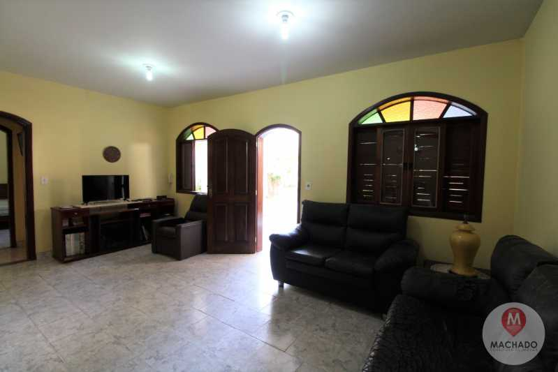 5 - Sala - CASA À VENDA EM ARARUAMA - PARQUE HOTEL - CI-0328 - 6