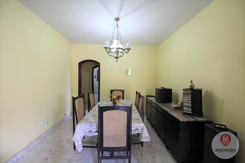 8 - Sala de Jantar - CASA À VENDA EM ARARUAMA - PARQUE HOTEL - CI-0328 - 8