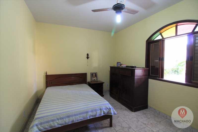 9 - Quarto - CASA À VENDA EM ARARUAMA - PARQUE HOTEL - CI-0328 - 9