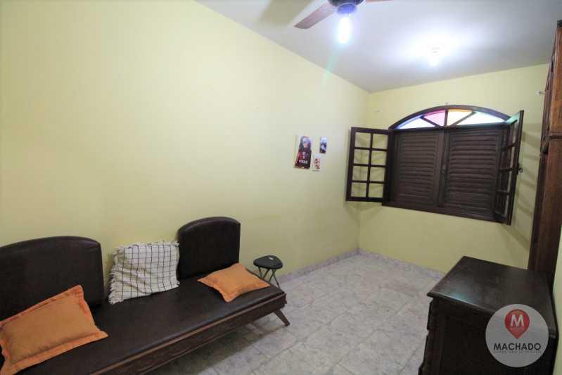 10 - Quarto - CASA À VENDA EM ARARUAMA - PARQUE HOTEL - CI-0328 - 10