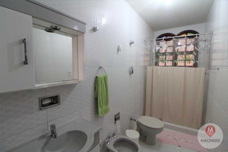 12 - Banheiro - CASA À VENDA EM ARARUAMA - PARQUE HOTEL - CI-0328 - 12