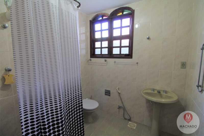 13 - Banheiro - CASA À VENDA EM ARARUAMA - PARQUE HOTEL - CI-0328 - 13