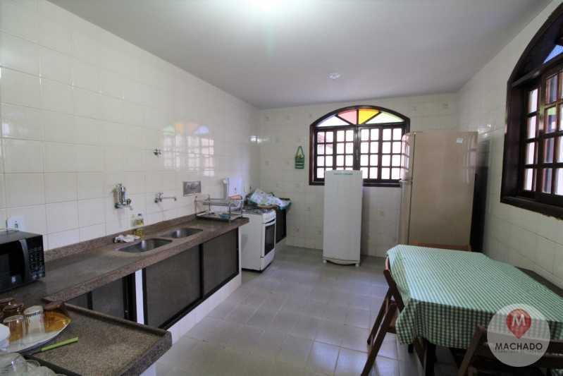 14 - Cozinha - CASA À VENDA EM ARARUAMA - PARQUE HOTEL - CI-0328 - 14