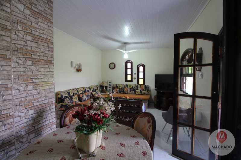 8 - Sala - CASA À VENDA EM ARARUAMA - IGUABINHA - CI-0336 - 9