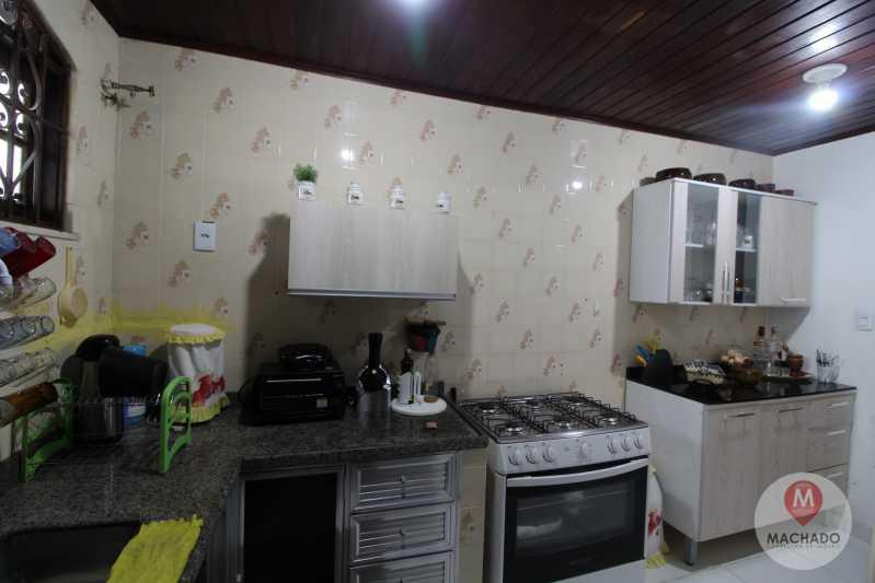 12 - Cozinha - CASA À VENDA EM ARARUAMA - IGUABINHA - CI-0336 - 13