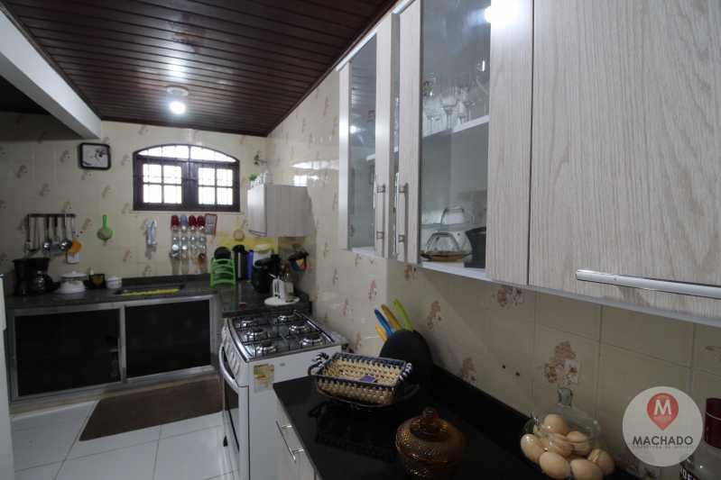 13 - Cozinha - CASA À VENDA EM ARARUAMA - IGUABINHA - CI-0336 - 14