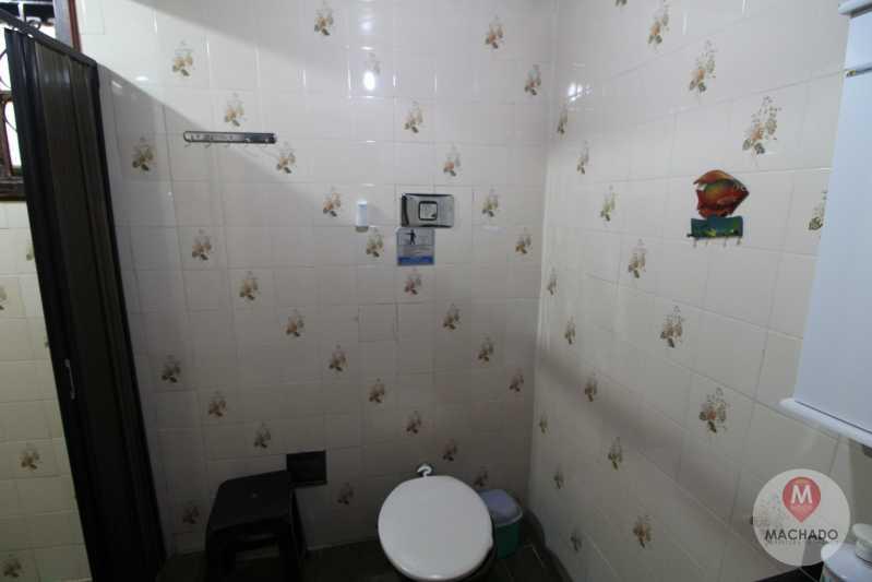 14 - Banho - CASA À VENDA EM ARARUAMA - IGUABINHA - CI-0336 - 15