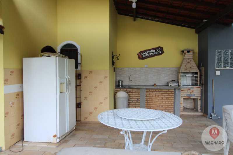 14 - Churrasqueira - CASA À VENDA EM ARARUAMA - IGUABINHA - CI-0336 - 16
