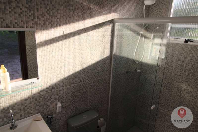 15 - Banheiro Externo - CASA À VENDA EM ARARUAMA - IGUABINHA - CI-0336 - 17