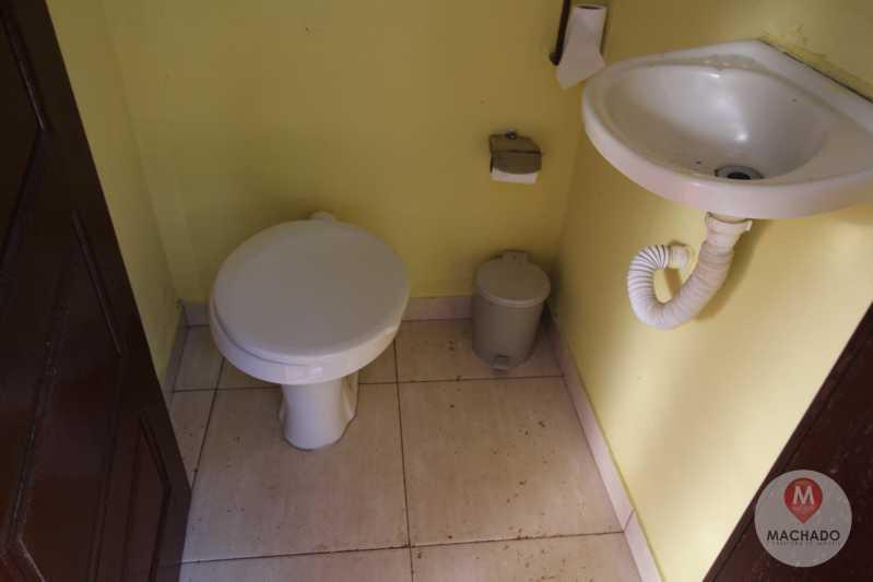 16 - Banheiro Externo - CASA À VENDA EM ARARUAMA - IGUABINHA - CI-0336 - 18