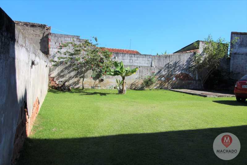 18 - Quintal/ Jardim - CASA À VENDA - CI-0333 - 19