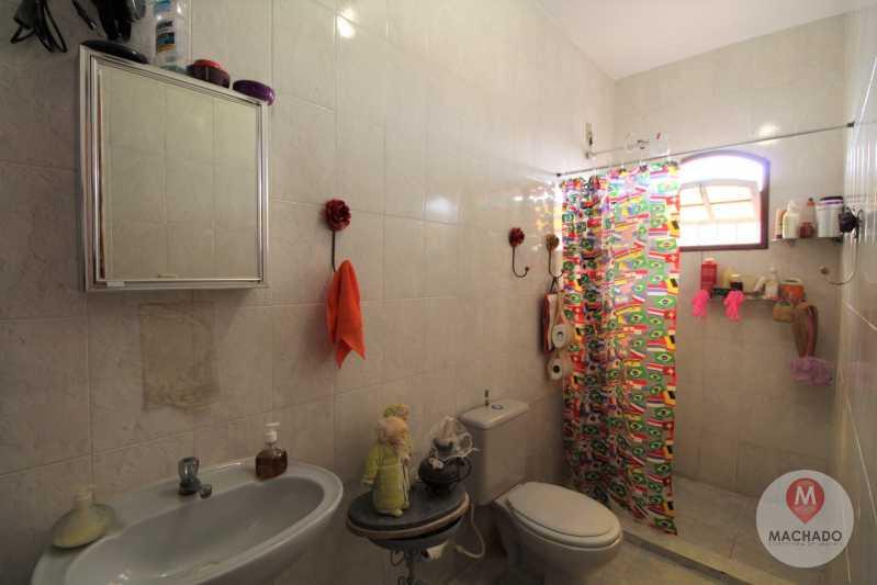 8 - Banheiro Suíte - CASA À VENDA - CI-0333 - 9