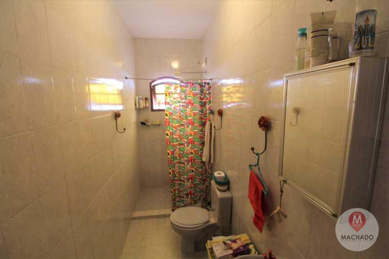 15 - Banheiro Social - CASA À VENDA - CI-0333 - 16