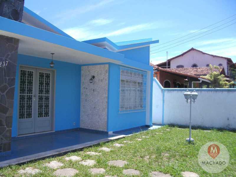 3 - Varanda - CASA À VENDA EM ARARUAMA - IGUABINHA - CI-0115 - 4