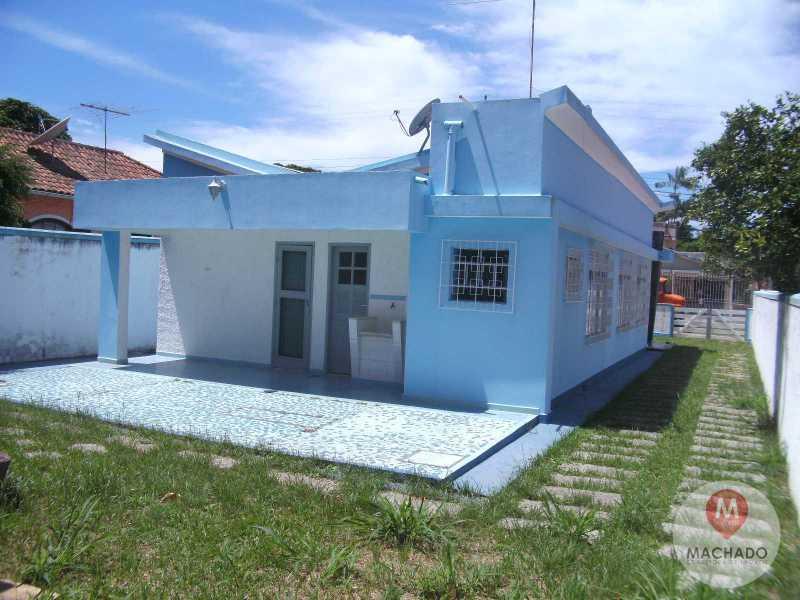 5 - Fundos - CASA À VENDA EM ARARUAMA - IGUABINHA - CI-0115 - 6