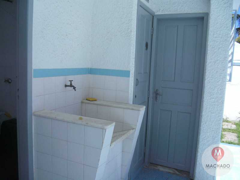 16 - Área de Serviço - CASA À VENDA EM ARARUAMA - IGUABINHA - CI-0115 - 17