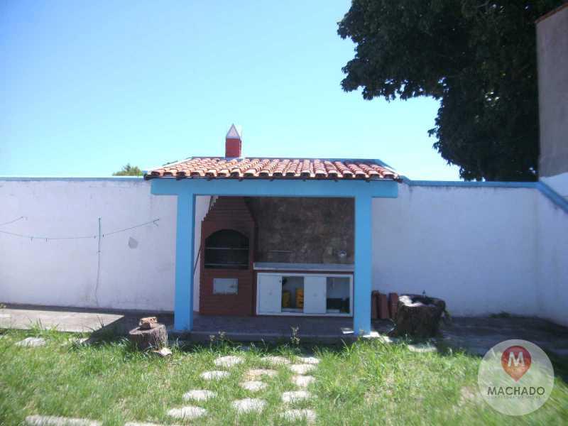 17 - Churrasqueira - CASA À VENDA EM ARARUAMA - IGUABINHA - CI-0115 - 18
