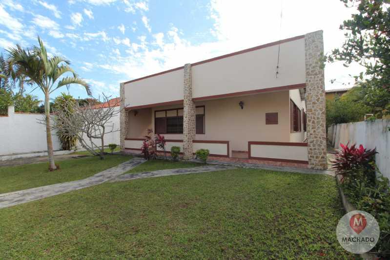2 - Fachada - CASA À VENDA EM ARARUAMA - IGUABINHA - CI-0338 - 3