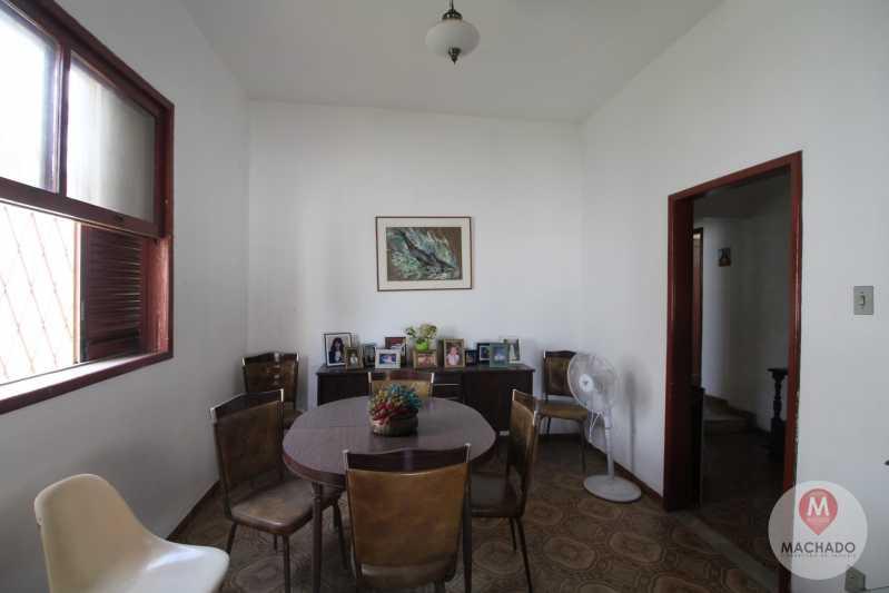 7 - Sala de Jantar - CASA À VENDA EM ARARUAMA - IGUABINHA - CI-0338 - 8