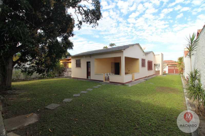 4 - Fachada - CASA À VENDA EM ARARUAMA - IGUABINHA - CI-0338 - 5