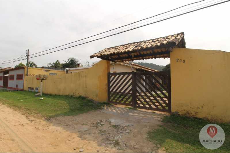 18 - Frente - CASA À VENDA EM ARARUAMA - IGUABINHA - CD-0157 - 18
