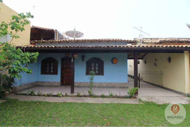 1 - Fachada - CASA À VENDA EM ARARUAMA - IGUABINHA - CD-0157 - 1