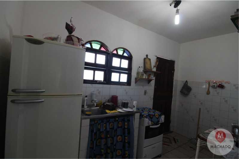10 - Cozinha - CASA À VENDA EM ARARUAMA - IGUABINHA - CD-0157 - 11