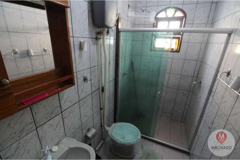 9 - Banho Social - CASA À VENDA EM ARARUAMA - IGUABINHA - CD-0157 - 10