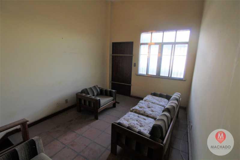 5 - Sala - APARTAMENTO À VENDA EM ARARUAMA - IGUABINHA - AP-0109 - 7