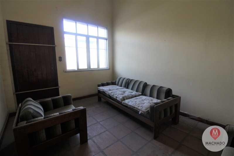 4 - Sala - APARTAMENTO À VENDA EM ARARUAMA - IGUABINHA - AP-0109 - 6
