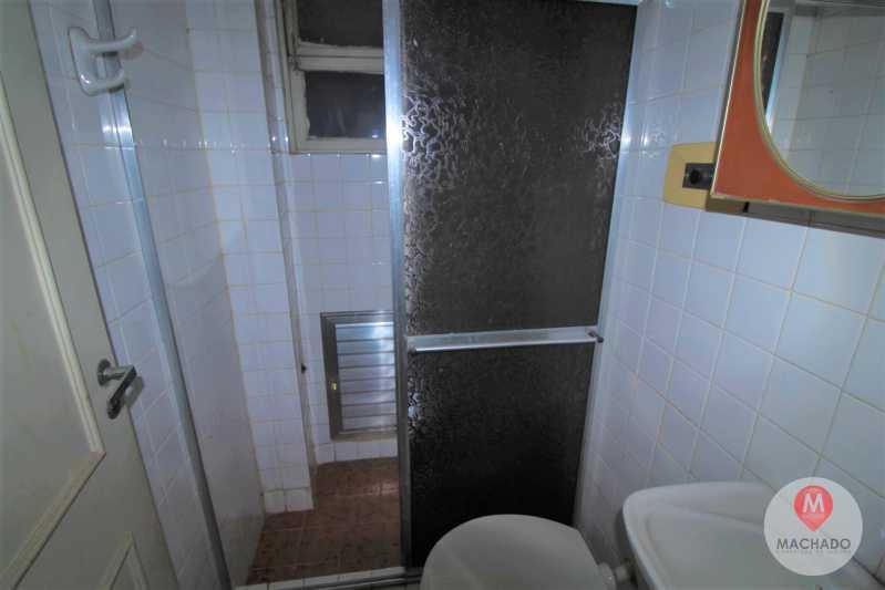 11 - Banheiro - APARTAMENTO À VENDA EM ARARUAMA - IGUABINHA - AP-0109 - 12