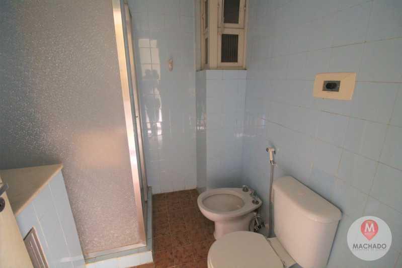 10 - Banheiro - APARTAMENTO À VENDA EM ARARUAMA - IGUABINHA - AP-0109 - 11
