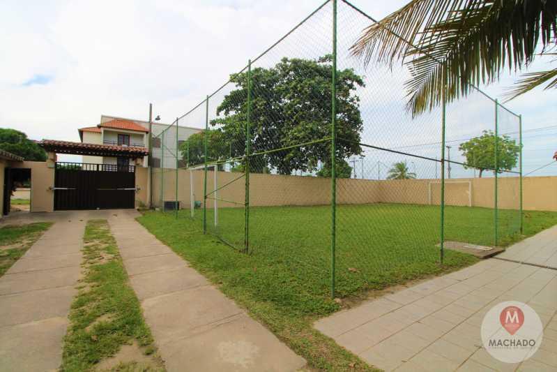 13 - Quadra - APARTAMENTO À VENDA EM ARARUAMA - IGUABINHA - AP-0109 - 14