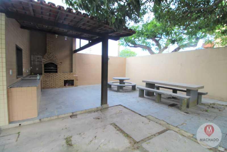 15 - Churrasqueira - APARTAMENTO À VENDA EM ARARUAMA - IGUABINHA - AP-0109 - 16