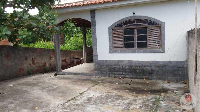 2 - Fachada - CASA À VENDA EM ARARUAMA - IGUABINHA - CI-0116 - 3