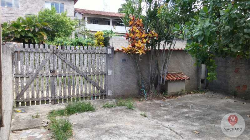 3 - Fachada - CASA À VENDA EM ARARUAMA - IGUABINHA - CI-0116 - 4