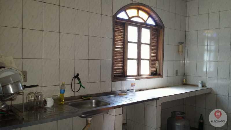 5 - Cozinha - CASA À VENDA EM ARARUAMA - IGUABINHA - CI-0116 - 6