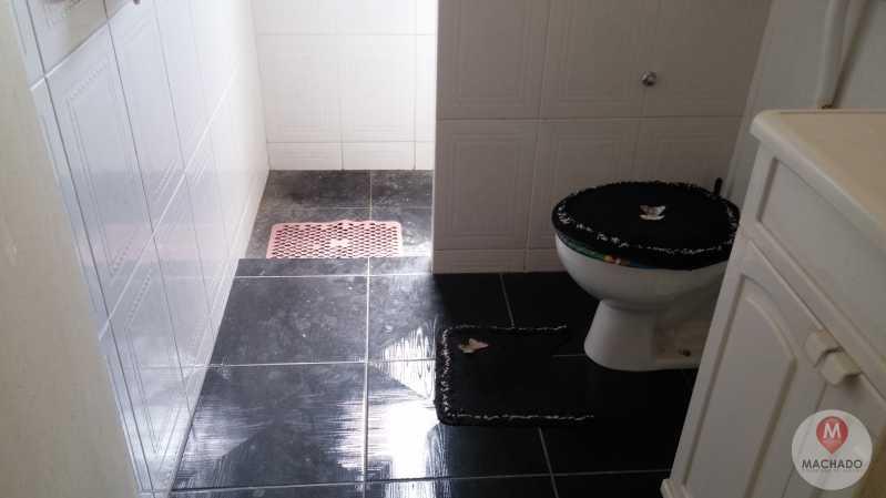 9 - Banheiro - CASA À VENDA EM ARARUAMA - IGUABINHA - CI-0116 - 10