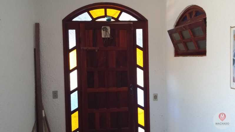 11 - Porta - CASA À VENDA EM ARARUAMA - IGUABINHA - CI-0116 - 12