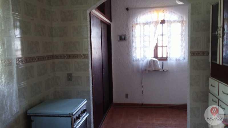 15 - Cozinha - CASA À VENDA EM ARARUAMA - IGUABINHA - CI-0116 - 16