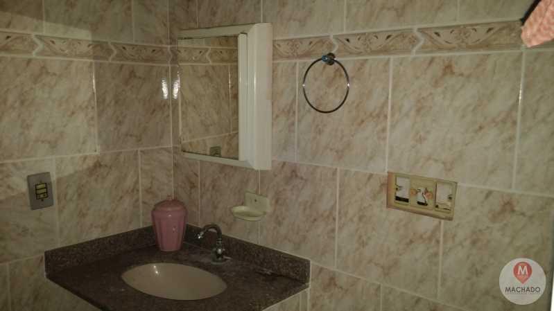 19 - Banheiro - CASA À VENDA EM ARARUAMA - IGUABINHA - CI-0116 - 20