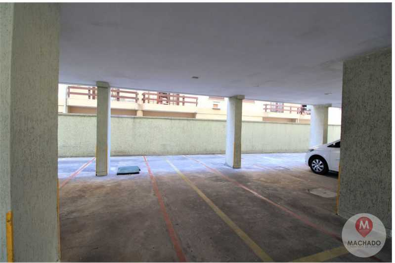 12 - Estacionamento - APARTAMENTO À VENDA EM ARARUAMA - CENTRO - AP-0114 - 13