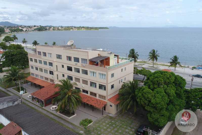 Fundos - APARTAMENTO À VENDA EM ARARUAMA - IGUABINHA - AP-0112 - 1