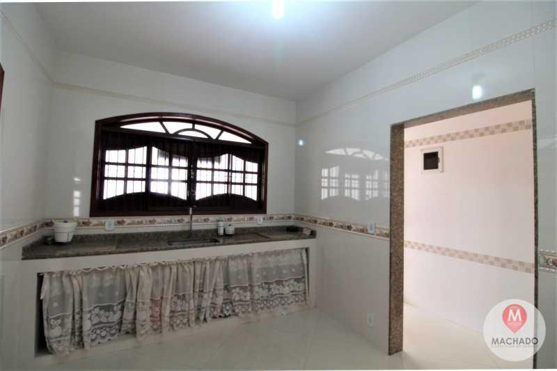 6 - Cozinha - CASA À VENDA EM ARARUAMA - IGUABINHA - CI-0361 - 7