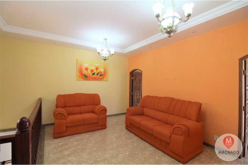 8 - Sala Íntima - CASA À VENDA EM ARARUAMA - IGUABINHA - CI-0361 - 9